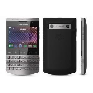 Blackberry P9981 Arabic 8GB Silver