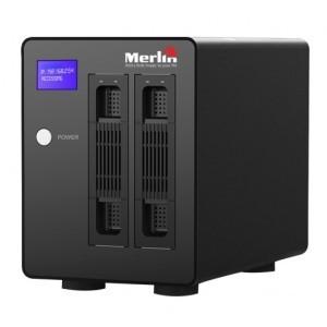 Merlin StormNas 4TB Personal Cloud Server