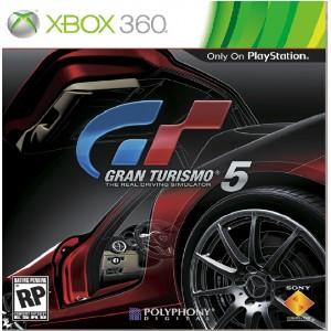 GT 5 English