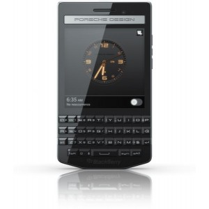 Blackberry Porsche P9983 LTE Silver