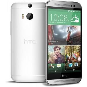 Htc One M8 16GB 4G LTE Silver