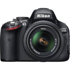 NIKON - D5100 W/18-55MM - DSLR