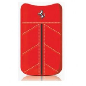 Ferrari California Collection, Universal Sleeves Midium Size  Red