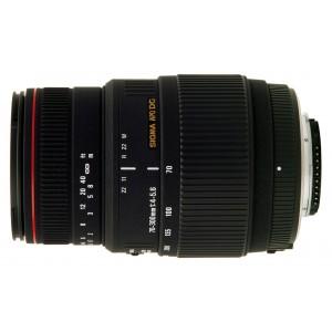 70-300 Sigma Lens
