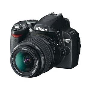 Nikon D60 AF-S 18-55 DX II