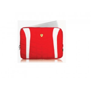 "Ferrari Computer Sleeve Scuderia 11"" - Red"