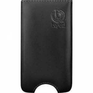 Bugatti Leather Case Basic Plus for Samsung I9100 Galaxy S II (Black)