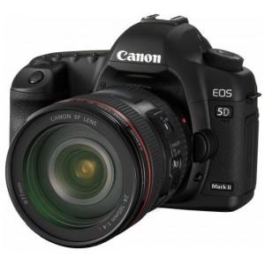 Canon 5D MARK II + 24-105 mm lens