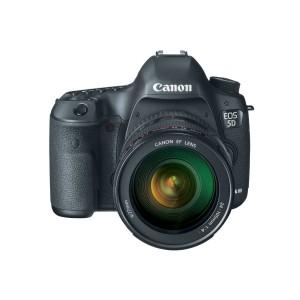 Canon 5D MARK III + 24 - 105 lens
